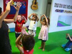 """Taller de Iniciación Musical para niños de 3, 4 y 5 años en Palermo - """"Martín y el árbol"""" - YouTube"""