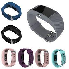 Alta Hr Fitness Tracker Smartwatch Armband Ersatz Silikon Sport Fitness, Running & Yoga Sweet-Tempered Fitbit Alta