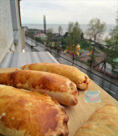 Kapalı İtalyan Pizzası , 'Calzone' | Leyla'nın Kahve Dükkanı