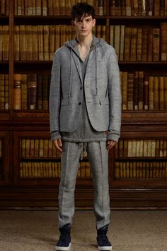 Trussardi Spring 2016 Menswear - Collection - Gallery - Style.com
