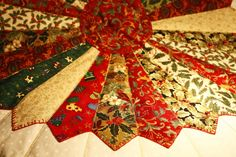 Celebrate Quilts and More...: Navidad?