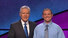 English teacher Cory Harris competes on Jeopardy! as one of the teachers in the 2016 Teachers Tournament