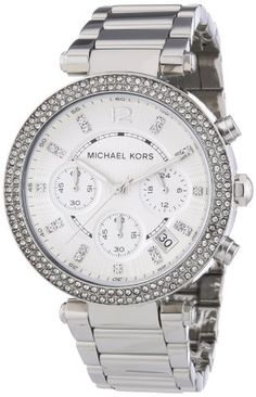 michael kors damen armbanduhr on pinterest chronograph michael kors. Black Bedroom Furniture Sets. Home Design Ideas