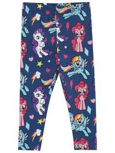 Shop these super cute My Little Pony Leggings featuring Rarity, Pinkie Pie and Rainbow Dash. Available in 2 to 10 Years. Official My Little Pony Merchandise Kids Outfits Girls, Girls Bows, Girl Outfits, Blue Leggings, Girls Leggings, Harry Potter Leggings, My Little Pony Coloring, Girls Clothes Shops, My Little Pony Pictures