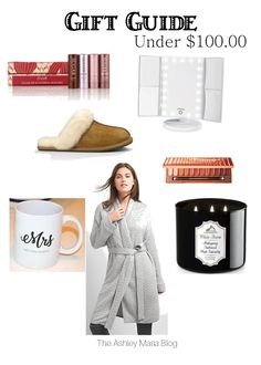 Gift Guide Under $100.00