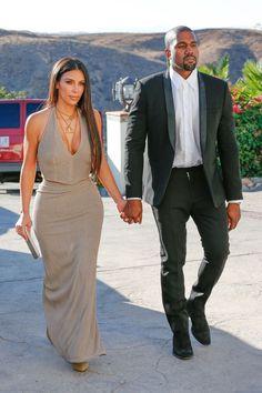Image result for kim kardashian wedding b&w