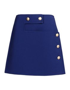The mini skirt is everywhere this spring! Shop this Kenzo Mini Skirt plus 13 others.