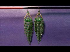 "Мастер-Класс. Объемная бусина ""Василёк""/Tutorial: Blooming Bead ""Cornflower"" - YouTube"