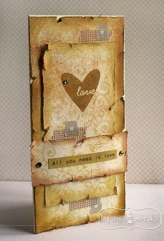 Love card  http://www.hurt.scrap.com.pl/pojedynczy-stempel-gumowy-serce-napis-love.html