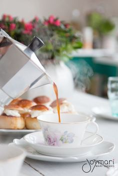 In the morning ❤︎ Tableware, Kitchen, Home, Dinnerware, Cooking, Tablewares, Kitchens, Ad Home, Homes