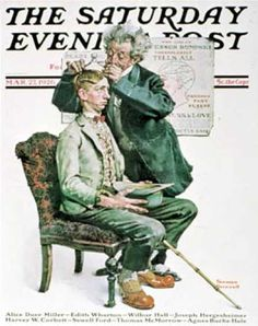 Saturday Evening Post - 1926-03-27 (Norman Rockwell)