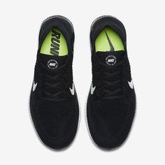 new style 2aa1c aee0a Nike Free RN Flyknit 2018 Mens Running Shoe Lifetime Basketball Hoop, Nike  Basketball Shoes,