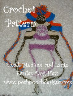 Instant Download  Crochet Pattern Bundle  by poshpoochdesigns, $6.99