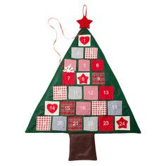 Tree Advent Calendar, $9, now featured on Fab.