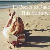 Good Reads: Summer Reading List