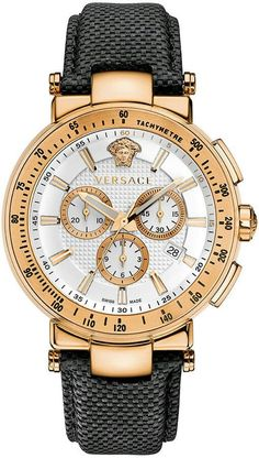 Versace Chronograph......