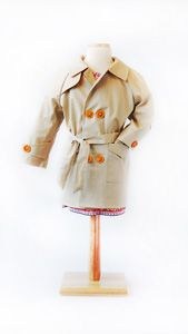 secret agent trench coat sewing pattern | Shop | Oliver + S