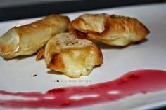 Kericocom: Paquetitos de Brie con Mermelada de Fresa