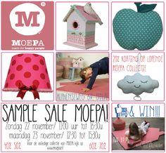 Moepa sample sale -- Gilze -- 22/11-23/11