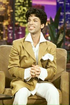 Prince - Jay Leno Show 2004 Hey Mel, what R U doing after the show.