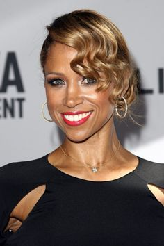 """Pin for Later: 16 Celebrities Who Prove the Adage """"Black Don't Crack"""" Stacey Dash, 47 Black Actresses, Hollywood Actresses, Beautiful Teeth, Beautiful Women, Beautiful Things, Stacey Dash Clueless, Black Celebrities, Celebs, Angelina Jolie Style"""