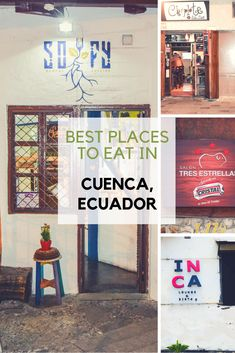 The consistent temperatures, and the beauty surrounding Cuenca, Ecuador, make one of the top destination to visit and explore some of its beautiful places. Latin America, South America, Cuenca Ecuador, Spanish Speaking Countries, Bus Ride, Bus Travel, Just Dream, Galapagos Islands, Top Destinations