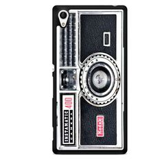 Kodak Instamatic Camera TATUM-6221 Sony Phonecase Cover For Xperia Z1, Xperia Z2, Xperia Z3, Xperia Z4, Xperia Z5