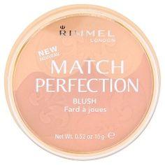 Rimmel match perfection blusher
