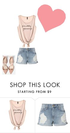 """""""Untitled #64"""" by winchester-rose ❤ liked on Polyvore featuring Frame"""
