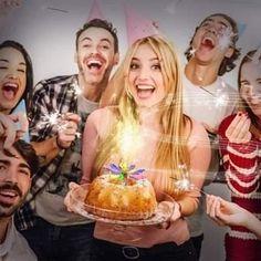 Happy Birthday Music, Magic Birthday, Birthday Songs, Best Birthday Gifts, Girl First Birthday, Birthday Cake, Flower Birthday, Birthday Ideas, Lotus Birthday Candle