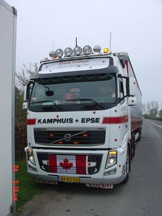 Our supplies truck Truck Paint, Volvo Trucks, Graham, All About Time, Cycling, Tours, Biking, Bicycling, Ride A Bike