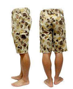 """【楽天市場】10DEEP(テンディープ)パンツ """"Camo Convertible Shorts""""ショーツ(Beige)【smtb-ms】:BARAQUE"""