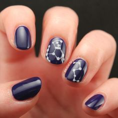 19 Ways to Do Star Nail Art - NAIL IT!