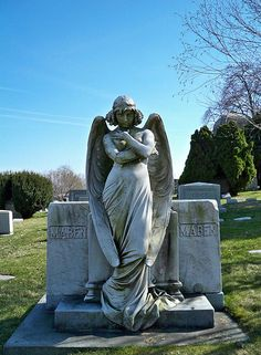 Expression ~ Green-Wood Cemetery, Brooklyn, New York