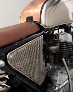 1978 Custom Honda CM185T