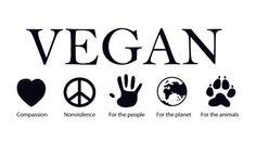 Optar pelo veganismo é tomar uma posição consciente de mudança da cultura humana, transformando seus valores, tradições, tendências e comportamentos.