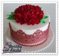 Lace Cakes, Edible Lace, Birthday Cake, Texture, Desserts, Food, Pastries, Birthday Cakes, Meal