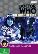 One of the most anticipated classic Doctor Who releases, The Hand of Fear stars Tom Baker as the much-loved fourth Doctor, and Elisabeth Sladen as his