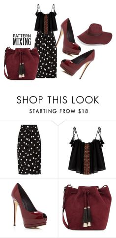 """P.Mixing2"" by ariannapeach ❤ liked on Polyvore featuring Andrea Marques, Giuseppe Zanotti, Loeffler Randall and Halogen"