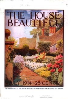The House Beautiful home and garden : wm. a radford : free download & streaming