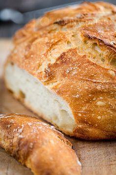 Pan Bread, Bread Baking, Bread Recipes, Cooking Recipes, Bakers Gonna Bake, Feta Salad, Polish Recipes, Meal Prep, Dinner Recipes