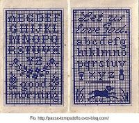 Free Easy Cross, Pattern Maker, PCStitch Charts + Free Historic Old Pattern Books: Sajou No 2