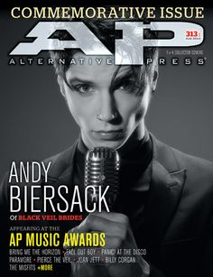 In July 21, decibel merchants from the worlds of rock, pop, punk, metal and beyond will converge upon Cleveland for the inaugural AP Music Awards. Consider this issue your guide to all of the greatnes