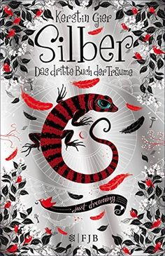 A German cover that's so beautiful it begged to be pinned: Silber - Das dritte Buch der Träume by Kerstin Gier I Love Books, Good Books, Books To Read, Karen Marie Moning, English Book, World Of Books, Sylvia Day, Maya Banks, What To Read