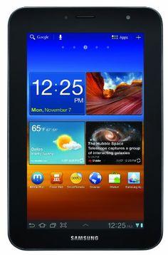 Samsung Galaxy Tab 7.0 Plus 16GB (Dual Core, Universal Remot $260.99