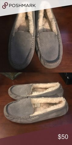 Ugg Loafers/Slippers Perfect condition, super soft & comfy, Ugg Loafer Slippers UGG Shoes Slippers