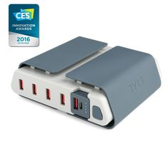 ENERGI Charging Station 5 USB Ports - CES Innovation Award