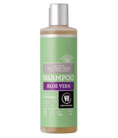Urtekram Shampoing Aloé Véra Cheveux Secs 250ml
