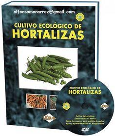 LIBROS DVDS CD-ROMS ENCICLOPEDIAS EDUCACIÓN PREESCOLAR PRIMARIA SECUNDARIA PREPARATORIA PROFESIONAL: CULTIVO  HUERTOS ECOLÓGICO DE HORTALIZAS