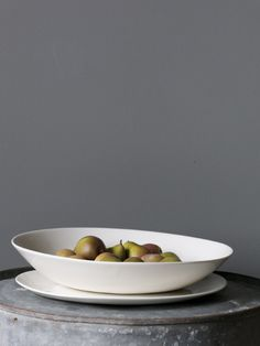 I recently had the pleasure of styling potter Mary Ann Davis's pottery for her new davistudio catalog. I have loved her work for years ( t. Serveware, Tableware, Porcelain Dinnerware, Kitchen Doors, Fine Porcelain, Pears, Display Ideas, Still Life, Serving Bowls